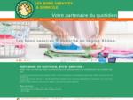 Services à domicile aide au mieux-vivre à la maison, à Lyon et dans le Rhône - Accueil