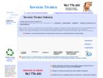Servicio Técnico Valencia I Reparación de electrodomésticos Valencia