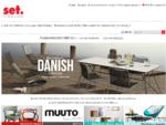 SET. GR The design workshop. Στο online shop set. gr θα βρείτε την μεγαλύτερη συλλογή από ιταλικά d
