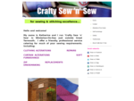 Crafty Sew n Sew - Home