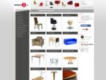 Sezení - nábytek - přehled kategorií