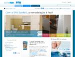 Instalação de bombas, trituradores e sanita para a casa | SFA
