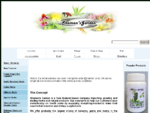 Shaman's Garden Homepage - Healing Herbs from around the World.