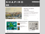 Australian and International Art Auctions Sydney » Shapiro Auctioneers