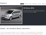 VW Sharan | Vienaturis. lt