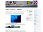 Sharm el Sheikh i Egypten. Hotell, Dykning, Turistinformation