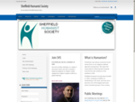 Sheffield Humanist Society - About Us