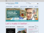 Sheffield Children s NHS Foundation Trust - Home