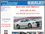 Shelby Automobiles Mustang Mod Shop - GT500, Super Snake, Terlingua, CS6, CS8