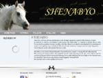 SHENABYO - Cavalli Arabi Straight Egyptian