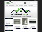 shenoz. fr le specialiste de la porte de garage sur internet - Shenoz. fr