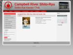 Campbell River Shito-Ryu Seiko-Kai Karate Club