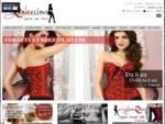 Boutique de lingerie et sous-vecirc;tements, lingerie grande taille - Shivaleecious Lingerie