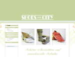 SHOES IN THE CITY -nbsp;Start