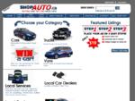 Used cars, used trucks, used vans, used suvs in ontario. Shop Auto, Buy Sell.