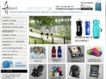 Højgaard firmagaver - profilbeklædning - massagestole