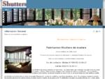 Informacion General-shutters. com. mx