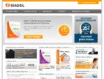 Offerte ADSL senza linea telefonica Telecom Adsl business