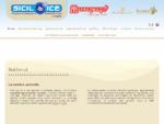 Cassate, cannoli e arancini surgelati produzione e vendita   Sicil Ice srl