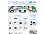 SICO ITALIA | Guarnizioni in gomma | Articoli tecnici - HOME