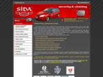 SIDA s. r. o. - Bezpečnostniacute; a uacute;klidovaacute; agentura