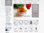Sidabriniai papuošalai, juvelyrika | Papuošalai internetu - UAB Sidabras925