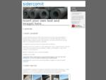 Sidercomit Centro Meridionale Srl distribuzione prodotti siderurgici in Italia. Modugno - Bari