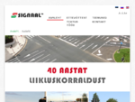 Signaal TM - Avaleht