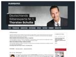 Der Silberjunge | Silber-Börsenbrief von Thorsten Schulte