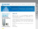 Silfer OÜ - Vesivarustus - Küttesüsteemid - Kanalisatsioon - Maaküte
