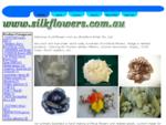 silkflowers. com. au