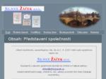 SILNICE ŽÁČEK s. r. o. - stavební firma