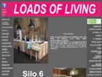 SILO 6 | Houten vloeren | Sloophout kasten | Riverdale | Painting the Past | Riviera Maison |