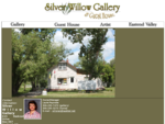 Silver Willow Gallery and Guest House - Eastend, Saskatchewan