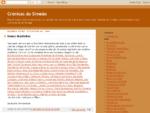 Crónica do Simeão