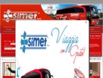 SIMET S. p. a. Autolinee Nazionali ed Internazionali - Noleggio Bus - HomePage