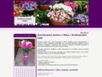 Aranžovanie kvetov Nitra - SIMI kvetinárstvo