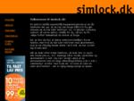 simlock. dk - unlock - simlås fjernes - oplåsningunlock af simlåssimlock - mobil unlock sim-lock si
