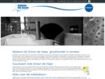 Uw badkamer bij Simon de Haas - Sanitair groothandel, 100 badkamers, online showroom Zwolle en Gro