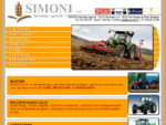 Simoni Srl - Vendita, Assistenza, Manutenzione, noleggio di trattori, macchine da raccolta, ...