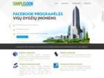 SimpleLook, UAB 8211; Inovatyvus interneto marketingas Internetiniai ir mobilieji projektai