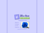 Blue Rose Florist - Unique flowers and blue roses for Toronto and world wide flower delivery
