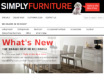 Welcome to Simply Furniture