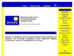 SINAPE - Sindicato Nacional dos Profissionais da Educação