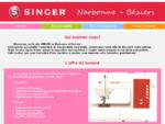 SINGER Narbonne Béziers - Accueil