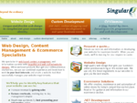 Singular » website design, web development e-business consultants, Auckland, New Zealand (NZ)