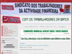 SINTAF - Sindicato dos Trabalhadores da Actividade Financeira