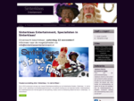 Sinterklaas Entertainment 187; Sinterklaas Entertainment 38; Theater