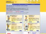 Macchine saldatrici per la saldatura di materie plastiche - Sirius Electric