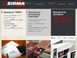 Spaustuvė SIRMA | spaustuvė mažų ir didelių tiražų spaustuvė - Spaustuvė quot;SIRMAquot; - Spaustu